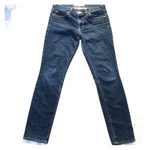 J Brand blue jeans, size 27
